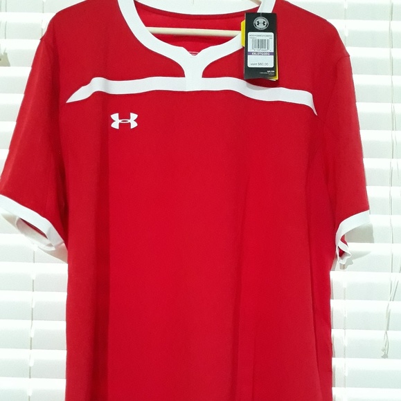 Other - UNDER ARMOUR MENS DRI-FIT T-SHIRT